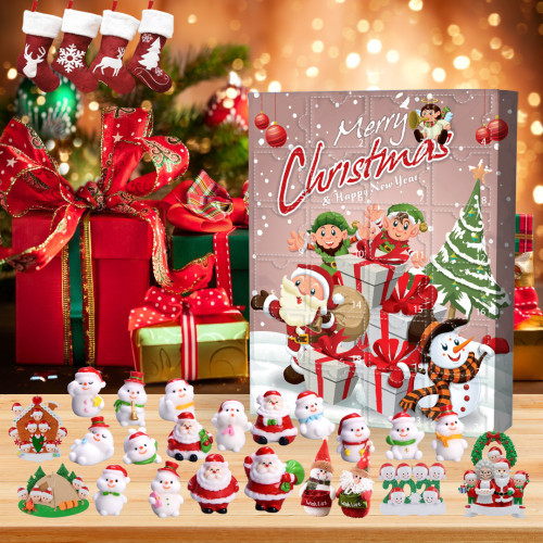 🎄2022 Limited Edition Advent Calendar🎁 The best gift for family