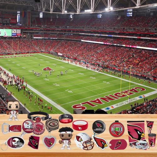 🏈NFL Arizona Cardinals Advent Calendar🎁 The best gift choice for fans