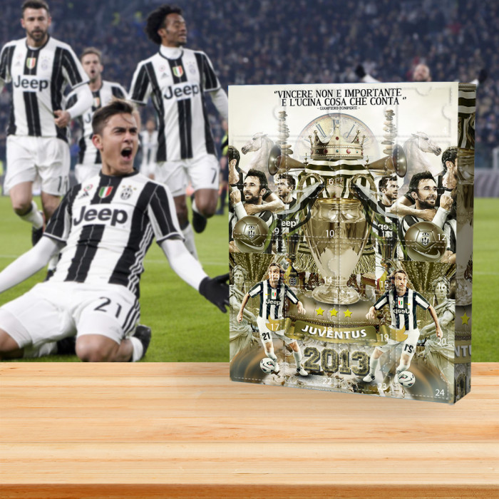 ⚽2022 Limited Edition  Advent Calendar - Juventus F.C.🎁 The best gift choice for fans