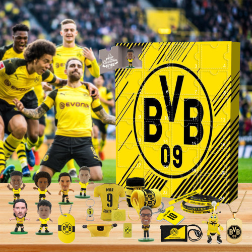 ⚽2022 Limited Edition  Advent Calendar - Borussia Dortmund🎁 The best gift choice for fans