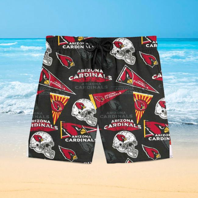 Arizona Cardinals Hawaiian Shorts