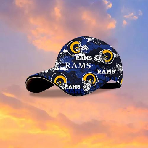Los Angeles Rams Hawaiian Hat
