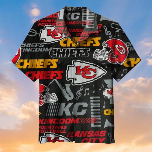 Amazing Kansas City Chiefs Hawaiian shirt
