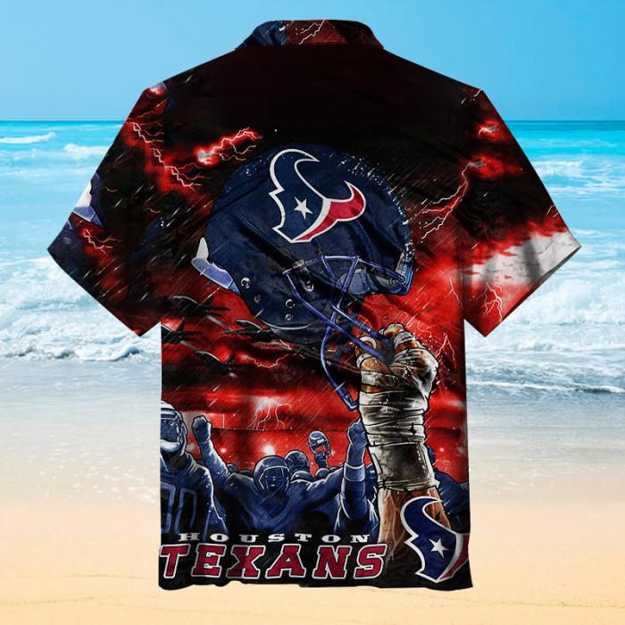 Houston Texans Revel Hawaiian Jersey