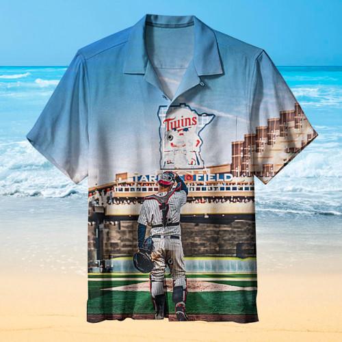 Minnesota Twins MLB Baseball Unisex Hawaiian Shirt