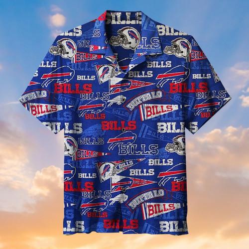 Amazing Buffalo Bills Hawaiian shirt