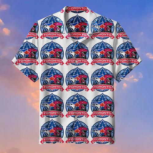MLB Toronto Blue Jays - the only team to win the World Series championship - Hawaiian shirt