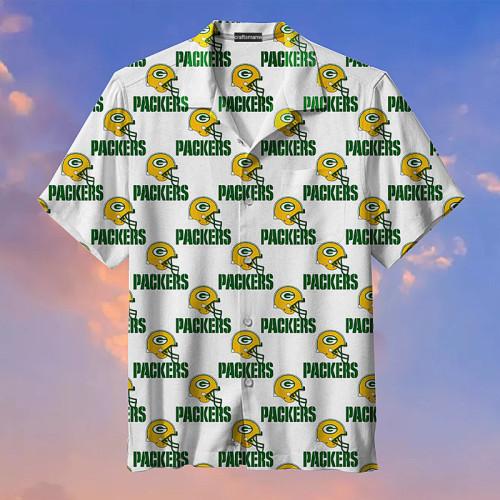 Green Bay Packers Classic Hawaiian Shirts