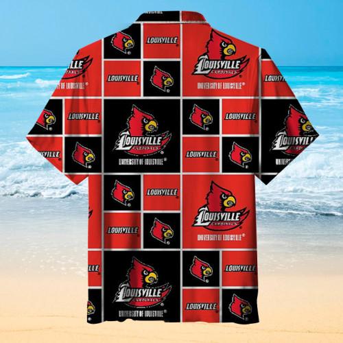 Arizona Cardinals Block Unisex Hawaiian Shirt