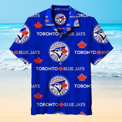 Toronto Blue Jays Short Sleeve Shirt