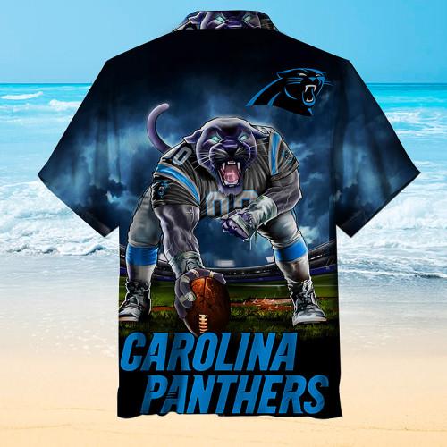 Carolina Panthers Print Unisex Hawaiian Shirt