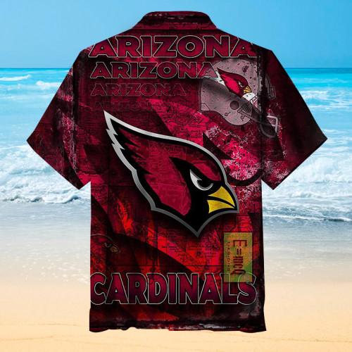 Arizona Cardinals - Hawaiian Shirt