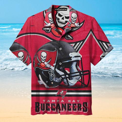 Tampa Bay Buccaneers Football Hawaiian Shirt