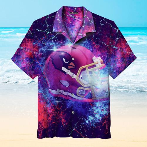 Amazing Arizona Cardinals Print Unisex Hawaiian Shirt