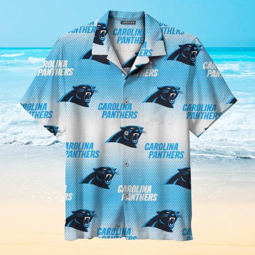 CAROLINA PANTHERS Printing Unisex Hawaiian Shirt