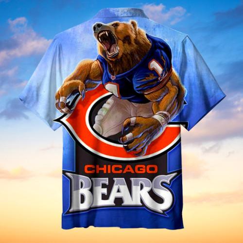 Chicago Bears - Hawaiian Shirt