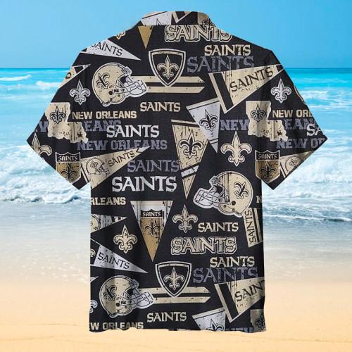 ⚜️New Orleans Saints Hawaiian Shirt