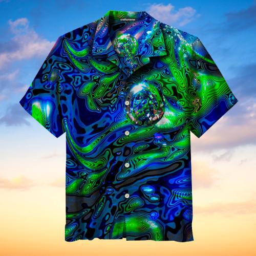 Colorful Seattle Seahawks Print Unisex Hawaiian shirt