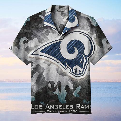 1936 Los Angeles Rams Unisex Hawaiian Shirt
