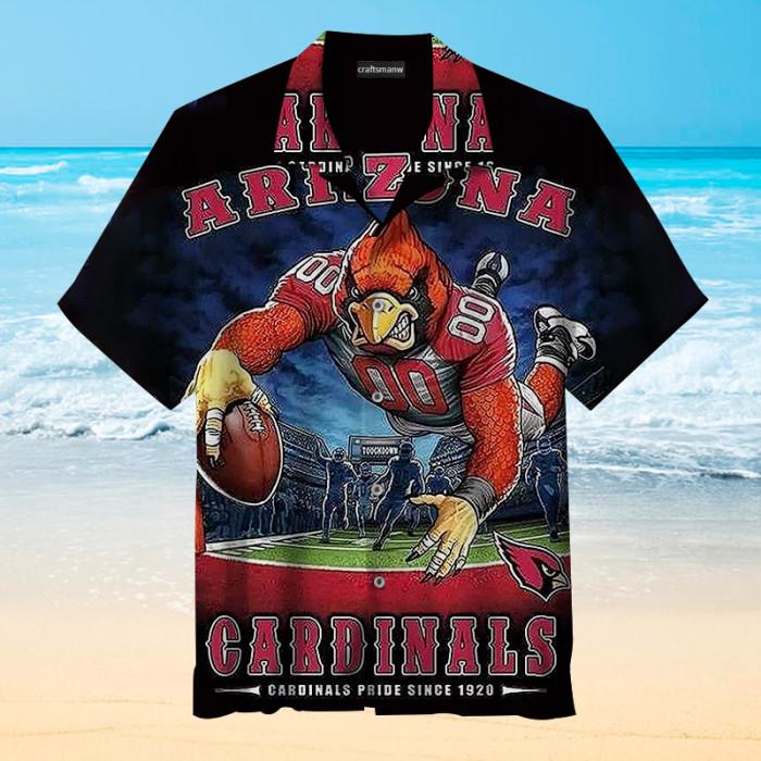 Arizona Cardinals Unisex Hawaiian Shirt