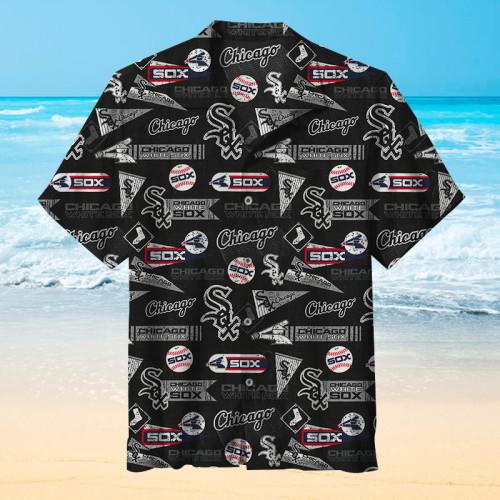 MLB Chicago White Sox Baseball - Hawaiian Shirt