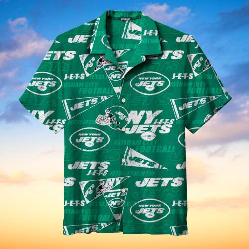 New York Jets-hawaiian Shirts