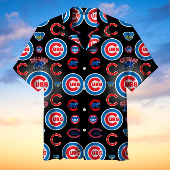 Amazing Chicago Cubs Hawaiian shirt