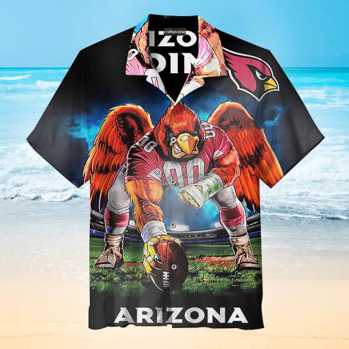 Arizona Cardinals Classic Football Unisex Hawaiian Shirt