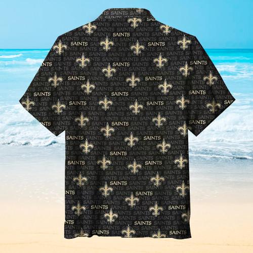 New Orleans Saints Printing Unisex Hawaiian Shirt