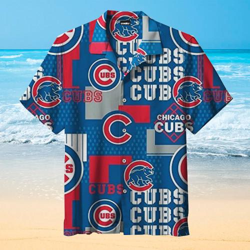 MLB Chicago Cubs - Hawaiian Shirts