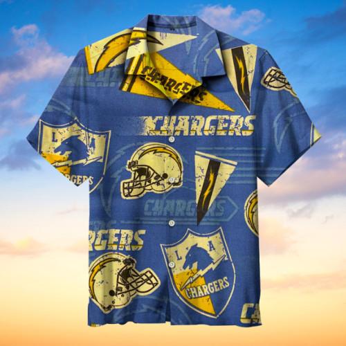 San Diego Padres Hawaiian Short Sleeve Shirt