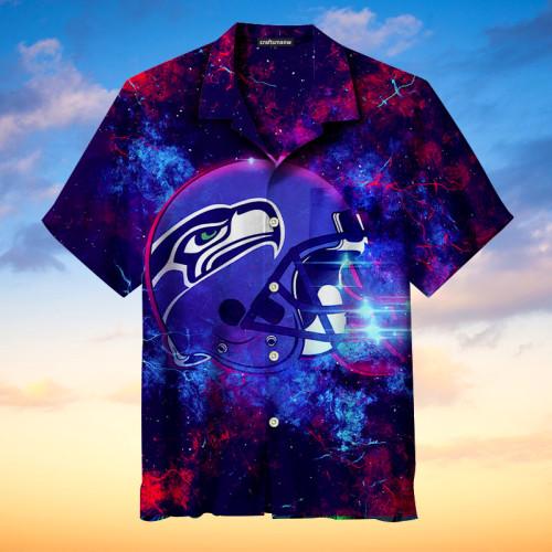 Amazing Seattle Seahawks Print Unisex Hawaiian shirt