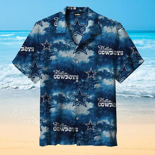 Dallas Cowboys Hawaiian Shirt