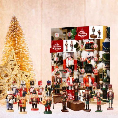Nutcracker Advent Calendar 2021 - Contains 24 gifts