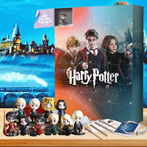 Harry Potter Advent Calendar -- Contains 24 gifts