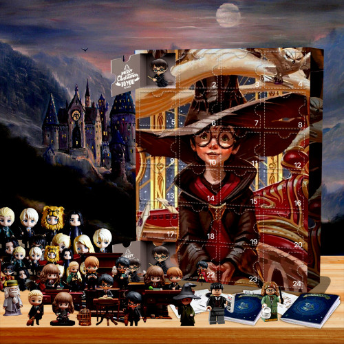 Harry  Potter Advent Calendar🎁24 Gifts Are In It