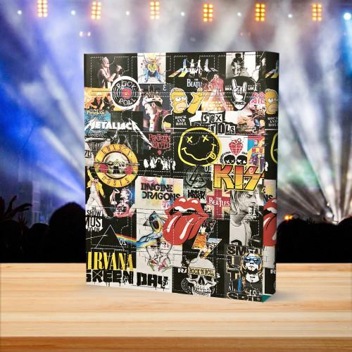 Rock band Advent Calendar -- 🎉Give away 24PCS gifts