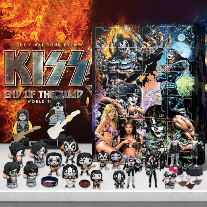 KISS Advent Calendar -- 🎉Give away 24PCS gifts