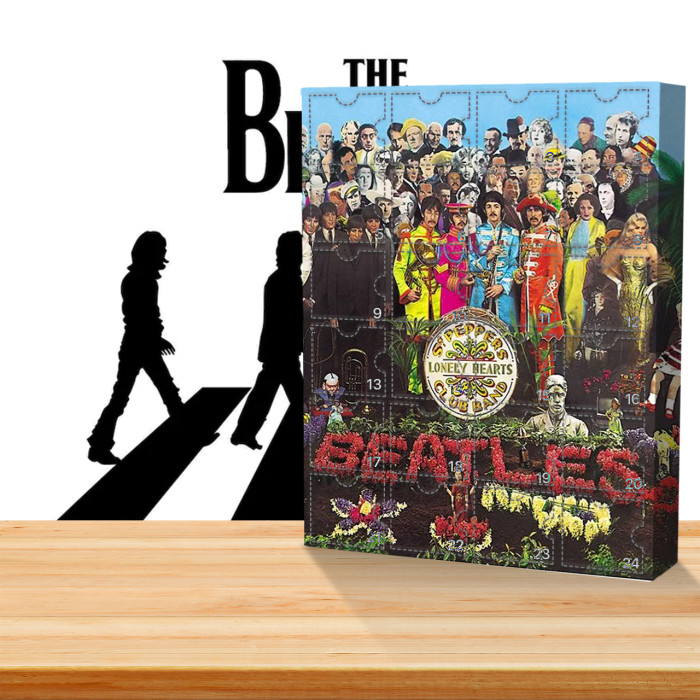 The Beatles Advent Calendar -- 🎉Give away 24PCS gifts
