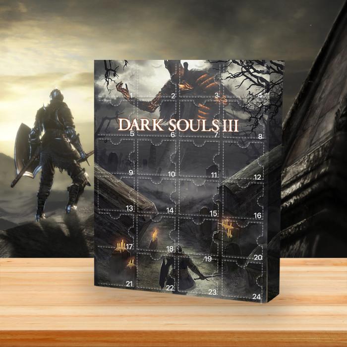Dark Souls  Advent Calendar -- 🎉Give away 24PCS gifts