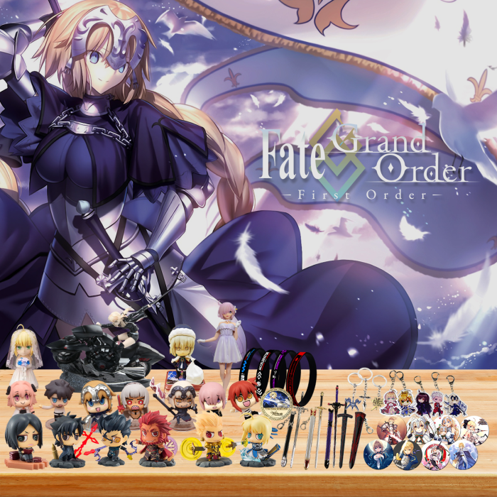 Fate/Grand Order 6th Anniversary Commemorative Edition Advent Calendar -- 🎉Give away 24PCS gifts