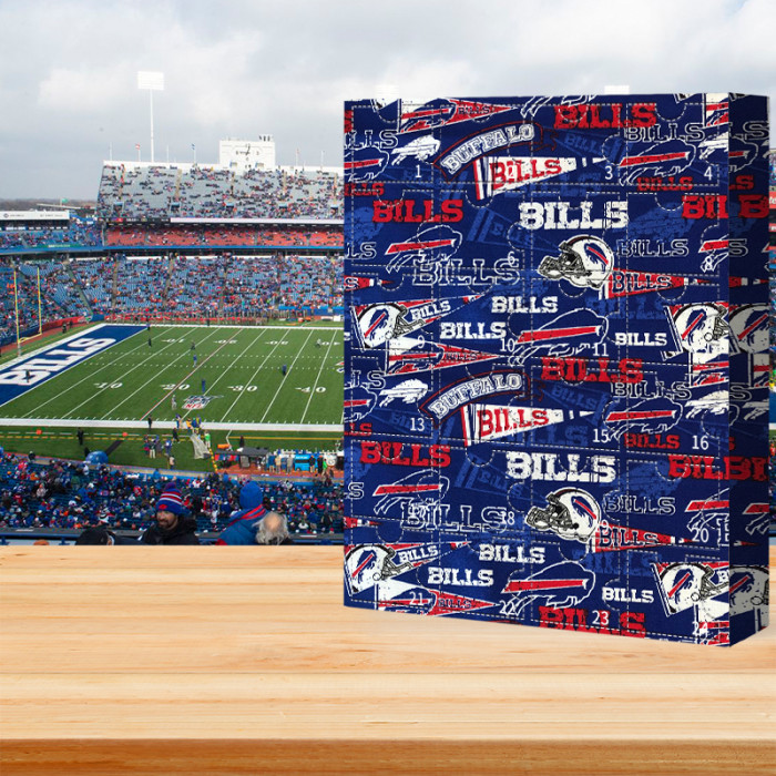 Buffalo Bills - Advent Calendar🎁 The best gift choice for fans