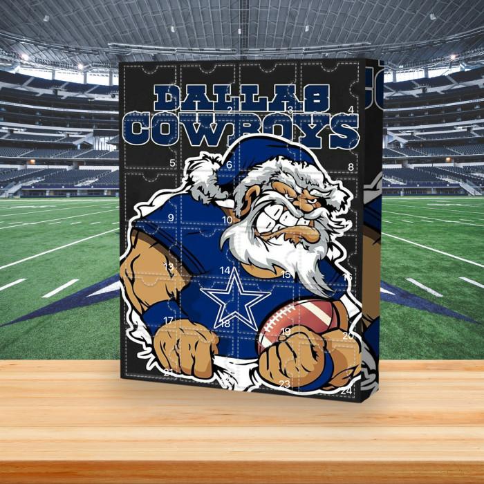 Dallas Cowboys - Advent Calendar🎁 The best gift choice for fans