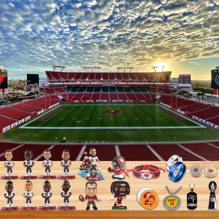 Tampa Bay Buccaneers Advent Calendar-2020 Super Bowl Championship