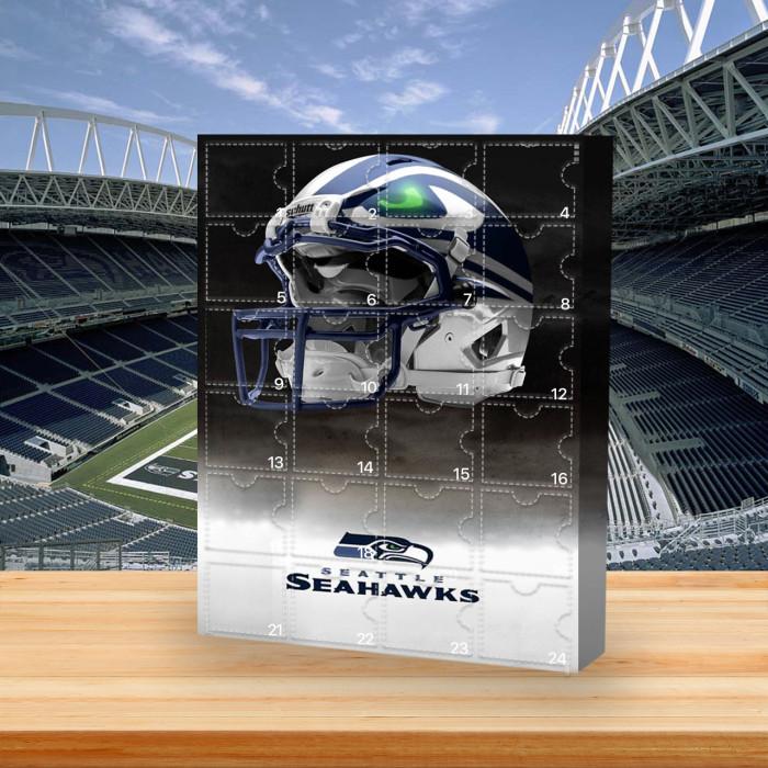 Seattle Seahawks Christmas Advent Calendar🎁 I love the Seahawks