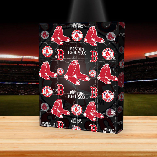 Boston Red Sox-Officially Authorized MLB Christmas Advent Calendar
