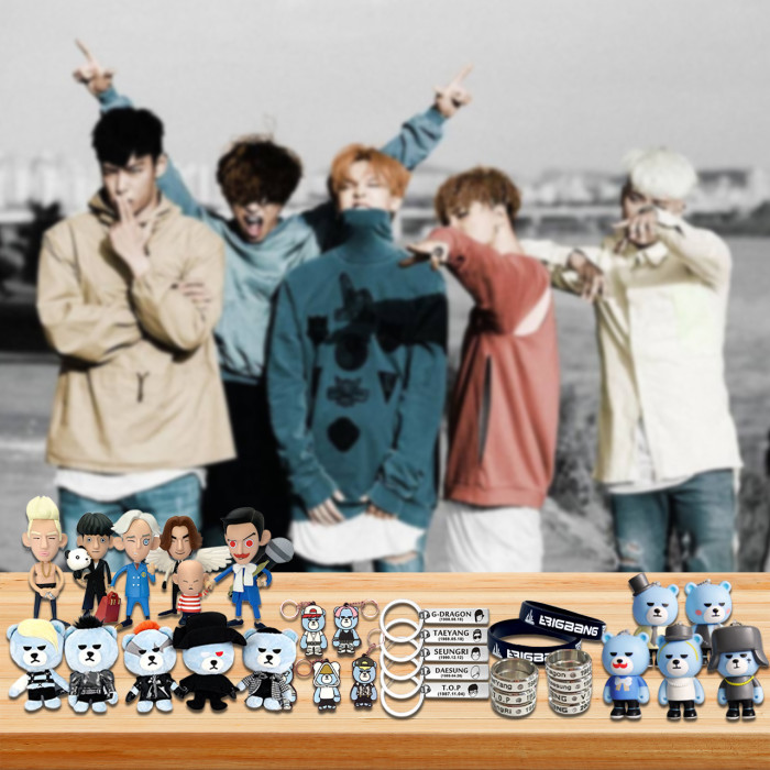 BIGBANG Advent Calendar🎁The Calendar With 24 Small Gift