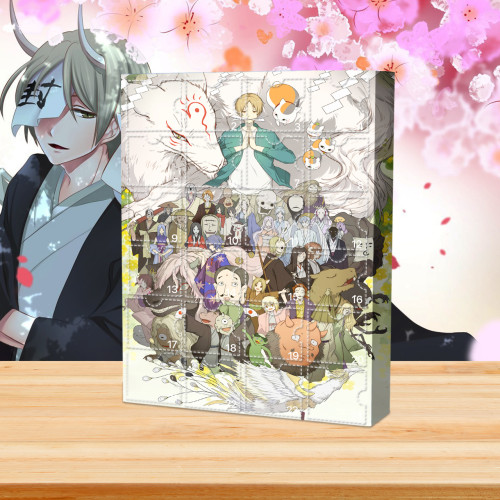 Natsume's Book of Friends Advent Calendar -- 🔥24 Gifts Are In It