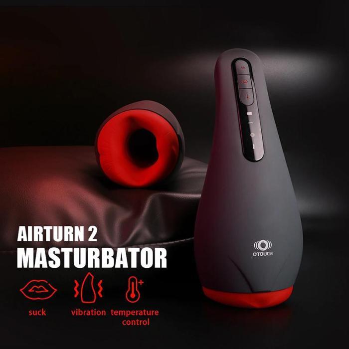 Masturbator Automatic Oral Sex Heating Sucking Mouth Masturbation Cup Penis Sex Toys for Men Oral Stimulator Machine