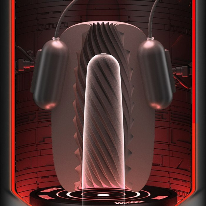 Powerful Glans Vibrator Penis Vibration Stimulator Male Masturbator Cup Glans Trainer Pocket Pussy Sex Toys For Men